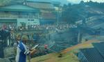 Hỏa hoạn thiêu rụi 2 căn nhà trong khu dân cư