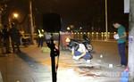 Hỗn chiến trước quán thu âm, hai người bị đâm thương vong