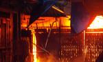 Nhóm lửa sưởi ấm làm cháy nhà, cụ bà chết thảm