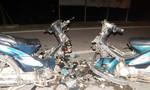 Hai xe máy 'đối đầu', ba người nguy kịch