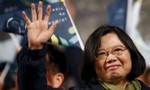 """Kết quả bầu cử """"hâm nóng"""" căng thẳng eo biển Đài Loan"""