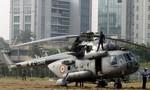 Các tay súng khủng bố tấn công một căn cứ không quân Ấn Độ