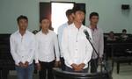 5 gã trai làng đi tù vì kéo nhau đi đòi tiền công… cày đất
