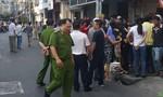 Dàn cảnh đụng xe để cướp ngay giữa đường phố Sài Gòn