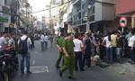 Băng nhóm người nước ngoài dàn cảnh lấy trộm hơn 1,7 tỷ đồng ở Sài Gòn