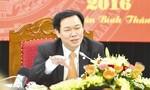 """Ông Vương Đình Huệ: """"Phải tiến tới kinh tế thị trường hiện đại"""""""