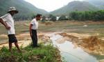 Sạt lở hồ chứa nước, dân đứng ngồi không yên