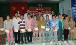 Báo Công an TP.HCM khánh thành cầu nông thôn và trao quà tết cho dân nghèo