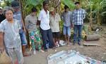 Công an Bến Tre triệt phá sòng tài xỉu trong vườn dừa