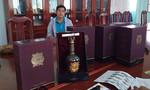 Phá ổ sản xuất rượu Remy đội lốt Chivas 38 ở TP.HCM