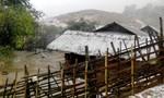 Tuyết rơi nhiều nơi tại Thanh Hóa khiến hàng vạn học sinh nghỉ học