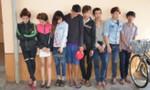 Bắt nhóm thanh niên 9x sử dụng ma túy đá