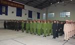 Công an Thanh Hóa ra quân tăng cường bảo vệ ANTT tết Nguyên đán Bính Thân 2016