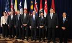 Đoàn Việt Nam lên đường ký hiệp định TPP