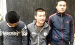Ba thanh niên 9X dùng kiếm đe dọa học sinh cướp xe đạp điện