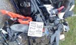 Ô tô va chạm xe máy, hai anh em ruột chết thảm