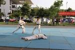 Hội diễn võ thuật an ninh hàng không Tân Sơn Nhất mở rộng
