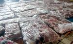 Tẩy trắng thịt trâu Ấn Độ thành thịt bò để nấu món bò kho