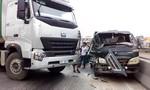 Gây ra tai nạn, tài xế container ngang ngược đổ lỗi cho nạn nhân