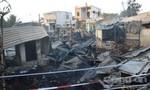 Cháy rụi chợ Tân Tịch ở Đồng Tháp