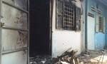 Cháy phòng trọ lúc rạng sáng, đôi nam nữ bị bỏng nặng