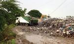 Bắt quả tang cơ sở chôn lấp phế liệu chưa qua xử lý