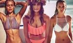 Thiên thần Victoria Secret khoe đường cong chết người trong bộ sưu tập bikini
