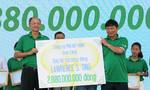 Hòa chung nhịp bước mang đến 2,88 tỷ đồng chăm lo Tết cho người nghèo