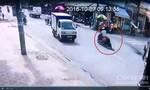 Clip: Cướp kéo lê nạn nhân trên đường