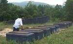 """Vụ """"nhiều ngôi mộ bị đóng đinh"""": Thủ phạm có khả năng bị thần kinh"""