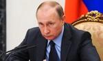 Mâu thuẫn về vấn đề Syria, tổng thống Nga hủy chuyến thăm đến Pháp