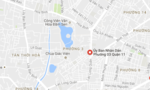 Phường 3, Quận 11: Phường đội trưởng chết cạnh khẩu súng tại trụ sở uỷ ban