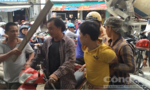 Clip: CSGT cùng người dân bắt gọn tên trộm xe máy giữa Sài Gòn