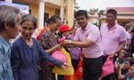 CP Việt Nam hỗ trợ 1.000 phần quà đến người dân miền Trung