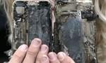 iPhone 7 bất ngờ phát nổ trên xe hơi
