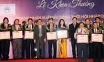Khen thưởng 99 doanh nghiệp tiêu biểu Khu vực ĐBSCL