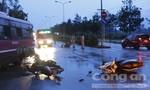 Thanh niên say xỉn 'tống 3' gây tai nạn liên hoàn trong Làng Đại học