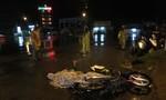 Trích xuất camera cây xăng truy bắt tài xế xe tải cán chết bé gái trong đêm