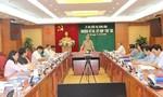 UB Kiểm tra TƯ đề nghị khiển trách BCSĐ Bộ Công Thương, cảnh cáo nguyên Bộ trưởng Vũ Huy Hoàng
