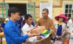 Tăng ni, phật tử chùa Giác Huệ, Q7: Sẻ chia với người dân vùng hoàn lưu bão Yên Bái