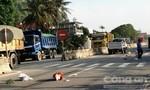 Sang đường bất cẩn, một cụ ông bị xe máy tông tử vong