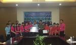 Công ty Worldon Việt Nam ủng hộ đồng bào miền Trung hơn 106 triệu đồng