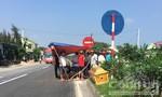 Xe tải tông xe máy, 1 người thiệt mạng
