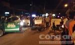 Hai xe đối đầu khiến một người chết, hai người bị thương nặng