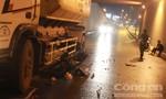 Người đàn ông bị xe tải kéo lê 20m, tử vong