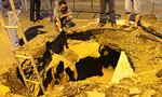 'Hố tử thần' sâu gần 7m xuất hiện ở Sài Gòn