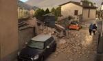 Miền trung nước Ý tan hoang sau động đất 6,6 độ richter
