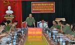 Thứ trưởng Nguyễn Văn Thành kiểm tra công tác Công an năm 2016 tại Hải Dương