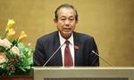 Phó Thủ tướng  Trương Hoà Bình yêu cầu tập trung điều tra đường dây buôn lậu ngà voi