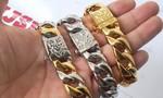 Đem dây chuyền vàng đi lừa hàng loạt tiệm cầm đồ